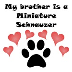 My Brother Is A Miniature Schnauzer