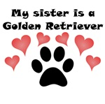 My Sister Is A Golden Retriever