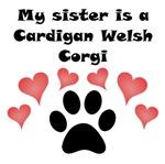 My Sister Is A Cardigan Welsh Corgi