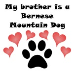 My Brother Is A Bernese Mountain Dog