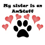 My Sister Is An AmStaff