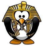 King Tut Penguin