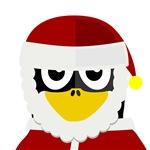 Santa Clause Penguin