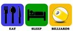 Eat Sleep Billiards