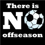 No Soccer Offseason