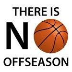 No Basketball Offseason