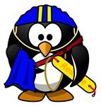 Lifeguard Penguin