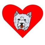 Westie Heart