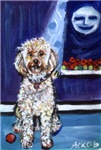 COCKAPOO unique dog art
