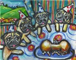 Pug Birthday bash