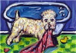 Wheaten Bath Towel