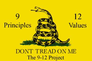 Don't Tread on ME 9-12 Project
