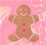 Gingerbread Man Art