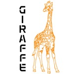 Orange Giraffe