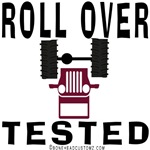 ROLLOVER TESTED
