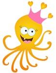 Octopus Princess