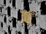 Wall at Atalaya
