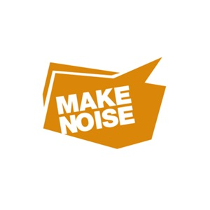 make noise - orange