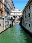 The Bridge of Sighs, Photo / Digital Painting