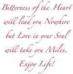 Love in your Soul Enjoy Life! Design