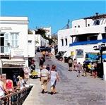 Greek Stroll, Photo / Digital Painting