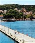 Walk On Water, Photo / Digital Painting