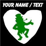 Custom Leprechaun Heart