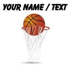 Custom Basketball Hoop