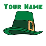 Custom Irish Top Hat