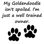 Well Trained Goldendoodle Owner