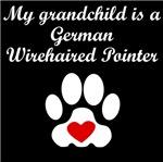 German Wirehaired Pointer Grandchild