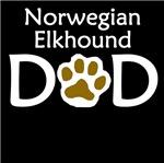 Norwegian Elkhound Dad