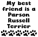 My Best Friend Is A Parson Russell Terrier