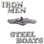 Iron Men Steel Boats
