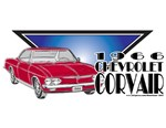 NEW!  1966 Chevrolet Corvair