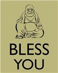 Buddha Bless You Zen Buddhism New Age