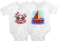 Miscellaneous Baby Bodysuits!
