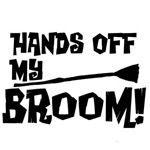 Hands Off My Broom