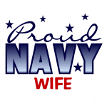 Proud Navy Wife T-shirts and Gifts