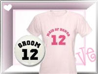 Team Wedding T-shirts and Gifts