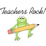 Frog Teachers Rock