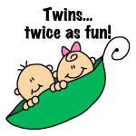 Twins - Twice as Fun!