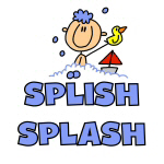 Splish Splash Bath T-shirts and Gifts
