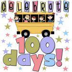 Celebrate 100 Days of School T-shirts and Gifts