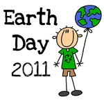 Earth Day 2011 (boy) T-shirts and Gifts