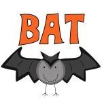Halloween BAT Tshirts and gifts