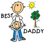 Best Daddy With Son T-shirts and Gifts
