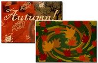Autumn Magnets