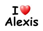 I Love Alexis (Black)
