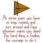 Katniss on Courage